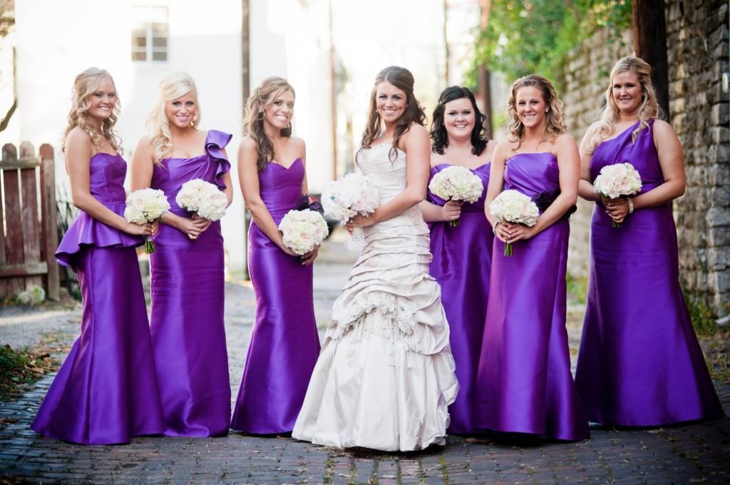 Bride & Bridesmaids_1